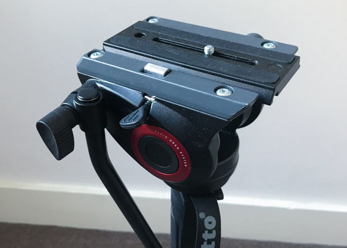 MANFROTTO VIDEO MONOPOD - 1