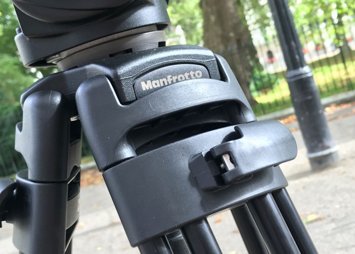Manfrotto Video Tripod - 2