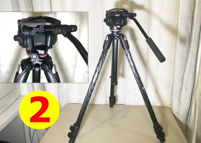 Manfrotto Video Tripod 290 Xtra - 1