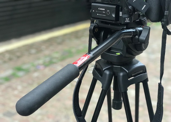 Manfrotto Video Tripod - 1