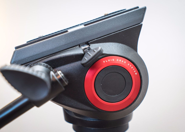 Manfrotto X-Pro Monopod with Fluid Head - 2
