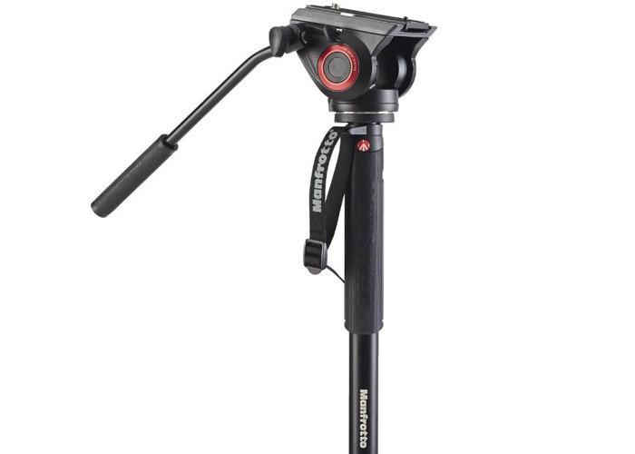 Manfrotto XPRO Video Monopod MVH500 - 2