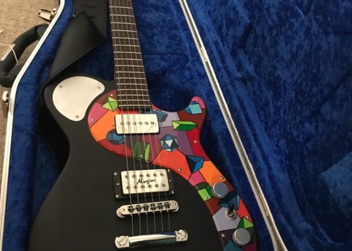 Manson Guitar  - 2