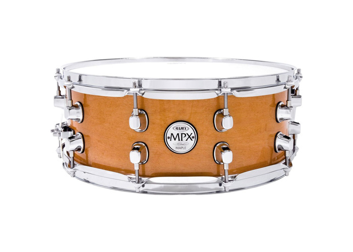 Mapex MPX Maple Snare Drum 14 Inch - Natural - 1
