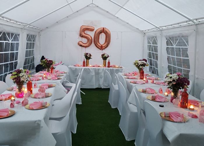 MARQUEE  4 X 8 PACKAGE - 1