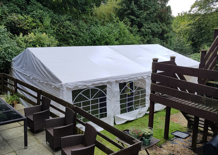 MARQUEE  4 X 8 PACKAGE - 2