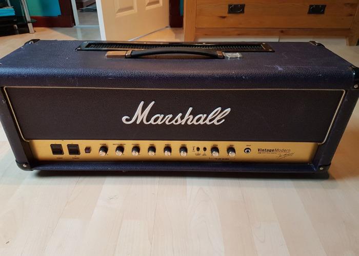 Marshall 100w vintage modern amp head - 1