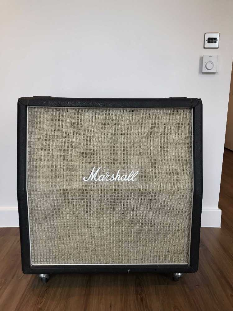 Marshall 100W Cabinet Speakers - 1