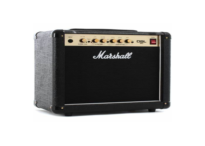 Marshall amp - 1