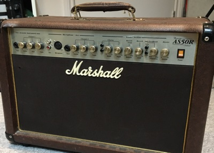 Marshall AS50R Acoustic Amp - 1