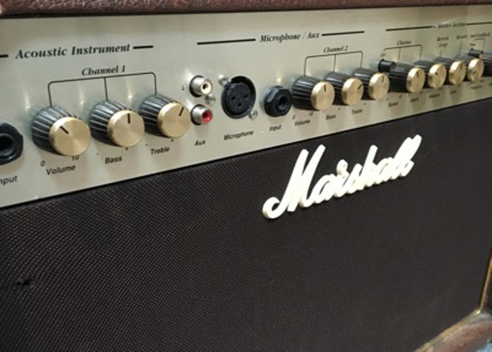 Marshall AS50R Acoustic Amp - 2