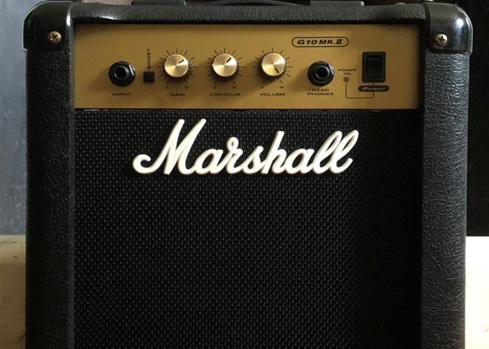 Marshall G10 MKII Practice Guitar Amp - 1