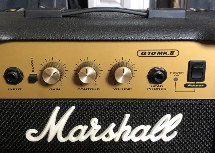 Marshall G10 MKII Practice Guitar Amp - 2