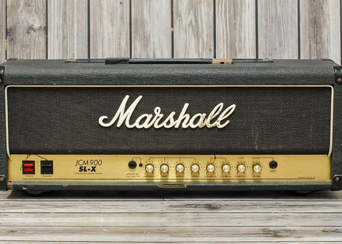 Marshall Head JCM-900 SLX  - 1