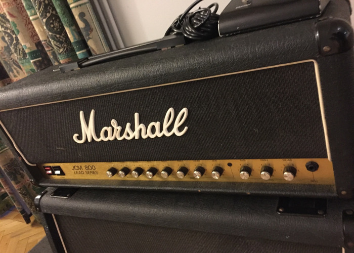 Marshall JCM800 2210 Valve Amp - 2
