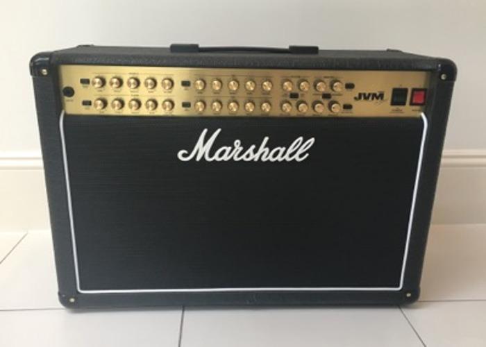 Marshall JVM410C guitar amp - 1