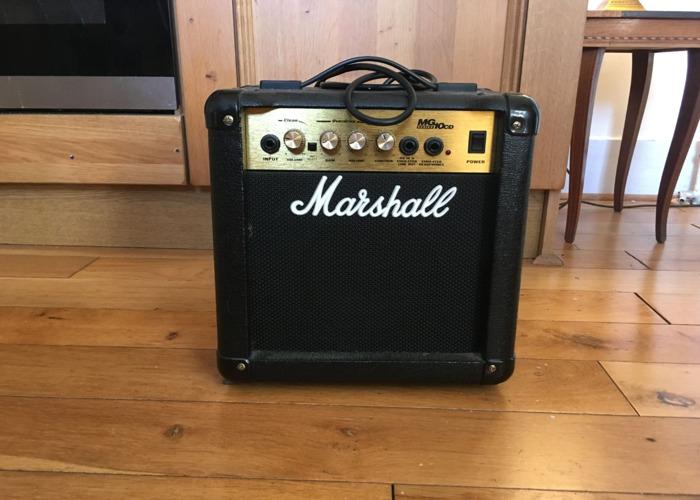 Marshall MG10 Practice Amplifier - 1