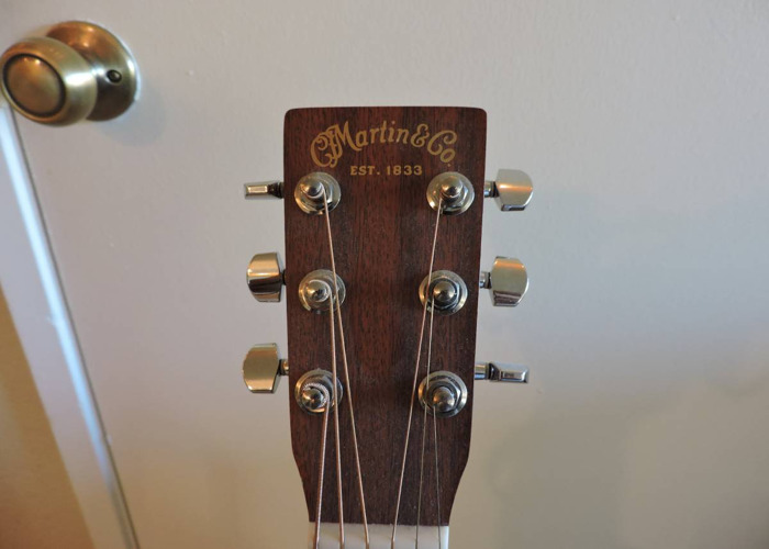 Martin LXM Acoustic Guitar - 2