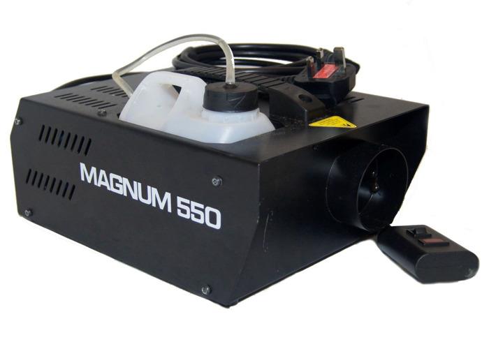 Martin Magnum 550 - Smoke Machine - 1