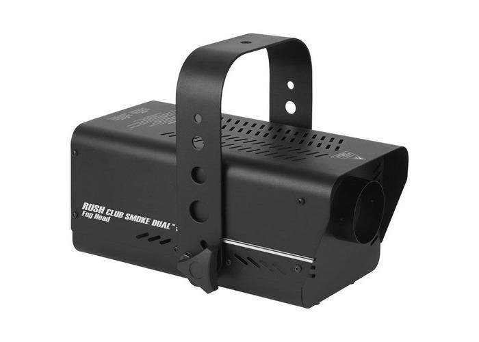 Martin Professional Lighting RUSH Club Smoke Dual Fog Head (Black) - 1