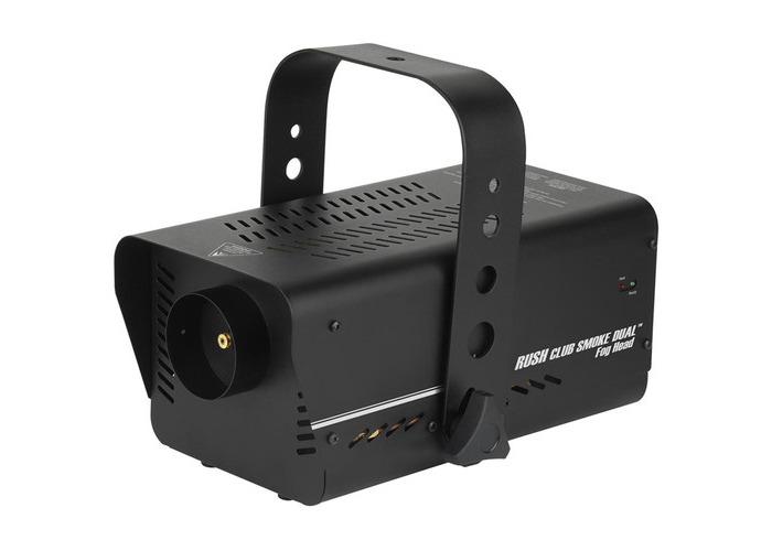 Martin Professional Lighting RUSH Club Smoke Dual Fog Head (Black) - 2