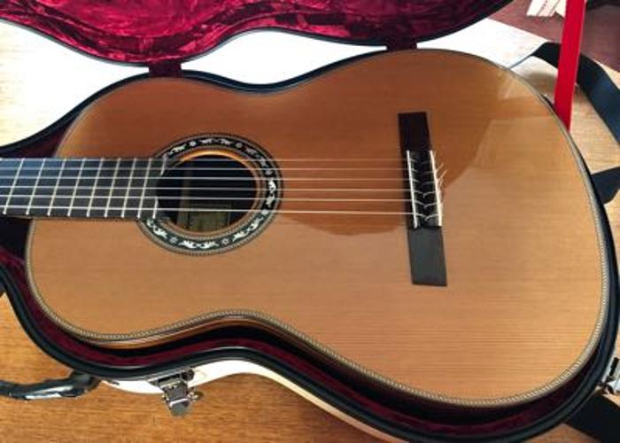 Martinez classical concert guitar  - 2