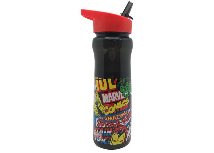 Marvel Comics 600ml Drinks Bottle - 1