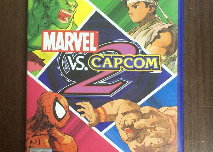 Marvel vs Capcom 2 - PlayStation 2 - PS2 Game - 1