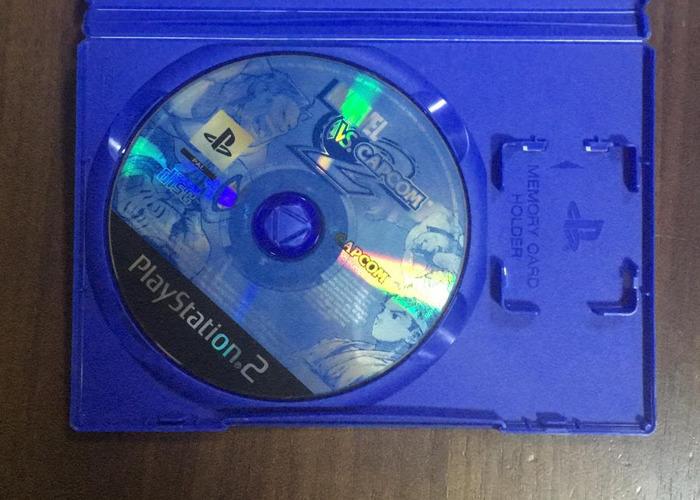 Marvel vs Capcom 2 - PlayStation 2 - PS2 Game - 2