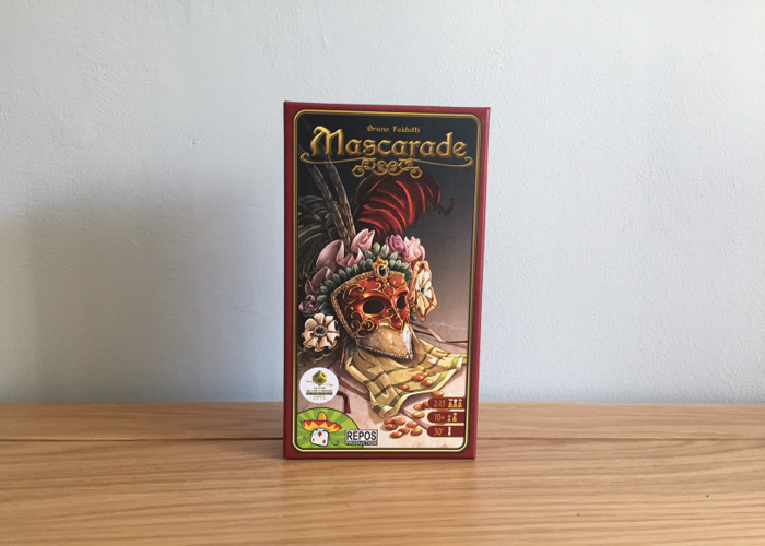 Mascarade Board / Card Game - 1