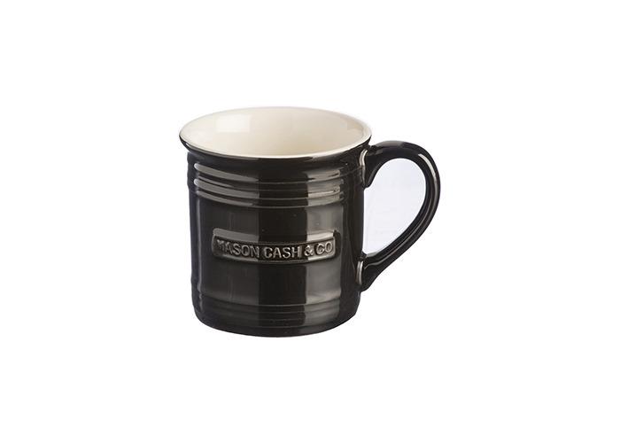 Mason Cash Black Espresso Mug - 1