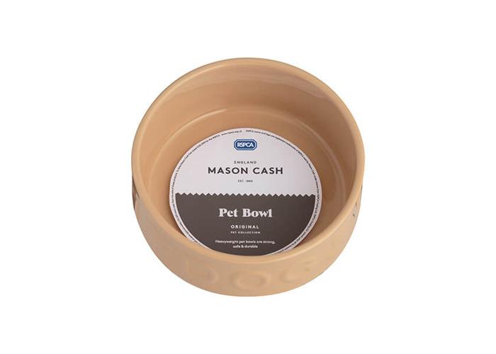 Mason Cash Cane Lettered Dog Bowl 15cm - 2