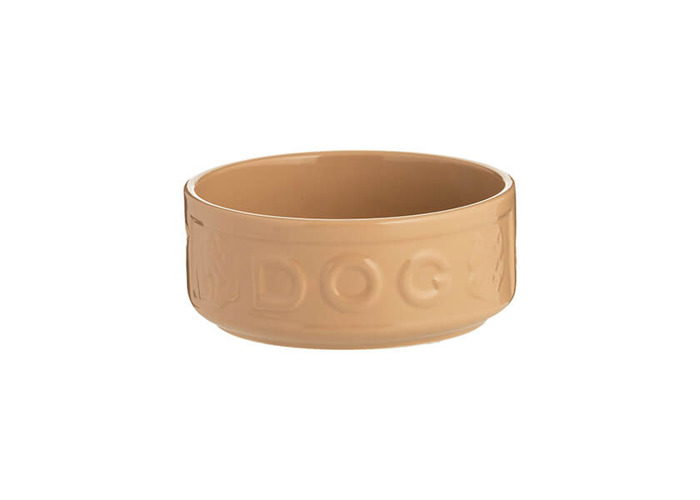 Mason Cash Cane Lettered Dog Bowl 15cm - 1