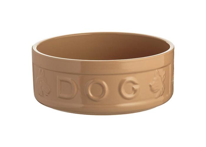 Mason Cash Cane Lettered Dog Bowl 25cm - 1