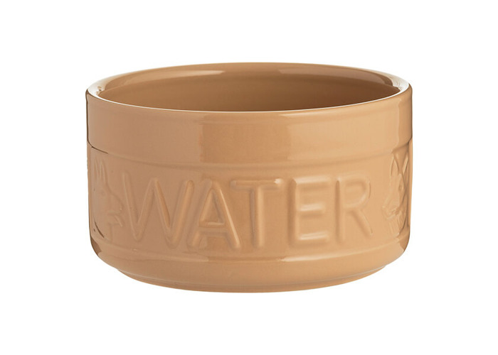 Mason Cash Cane Lettered Dog Water Bowl 20cm - 1