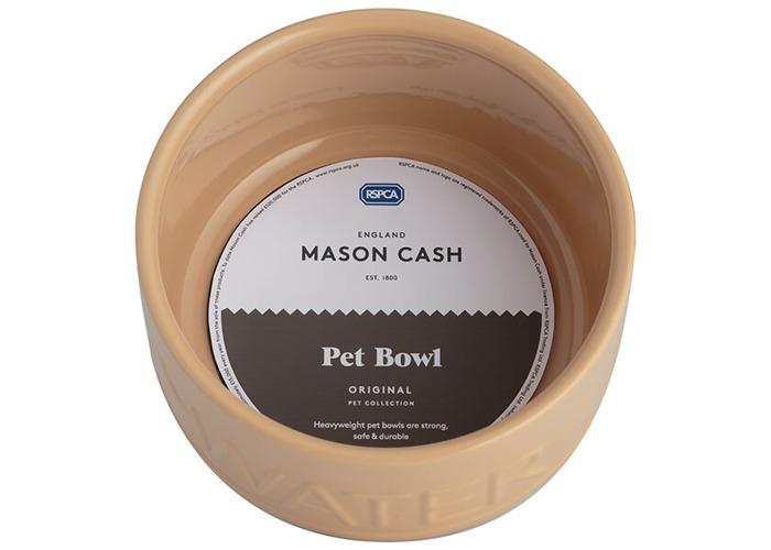 Mason Cash Cane Lettered Dog Water Bowl 20cm - 2