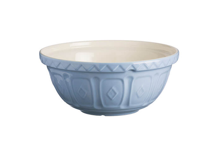 Mason Cash colour Mix Lilac S18 Chip Resistant Earthenware 26cm Mixing Bowl - 1