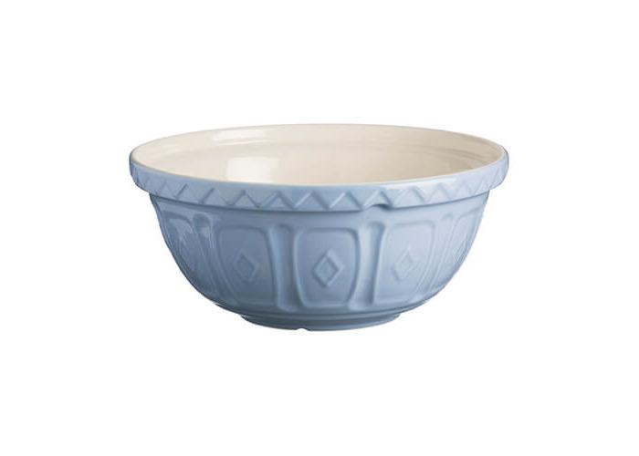Mason Cash colour Mix Lilac S24 Chip Resistant Earthenware 24cm Mixing Bowl - 1