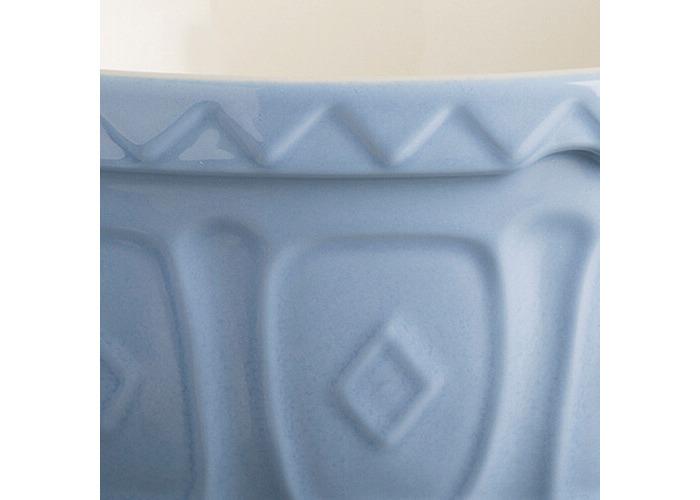 Mason Cash colour Mix Lilac S24 Chip Resistant Earthenware 24cm Mixing Bowl - 2