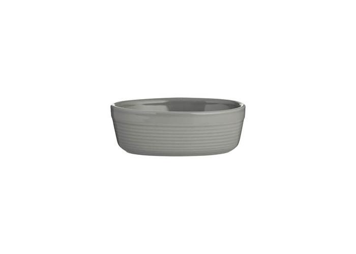 Mason Cash William Mason Grey 17cm Oval Dish - 1