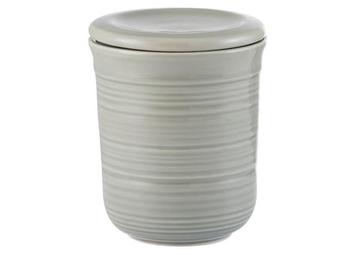 Mason Cash William Mason Grey Storage Jar - 1