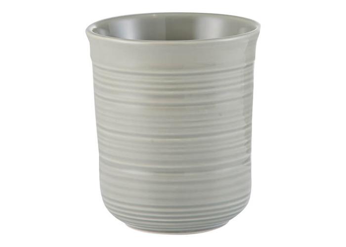 Mason Cash William Mason Grey Utensil Pot - 1