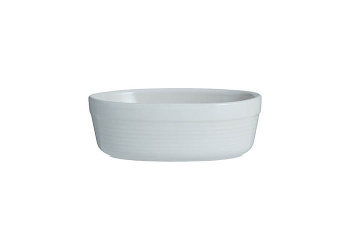 Mason Cash William Mason White 17cm Oval Dish - 1