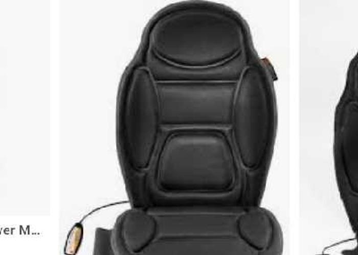 Massage chair pads  - 1