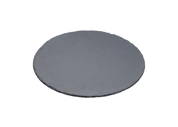 "Master Class Artesà Slate Lazy Susan Turntable Platter, 35 cm (14"") - 1"