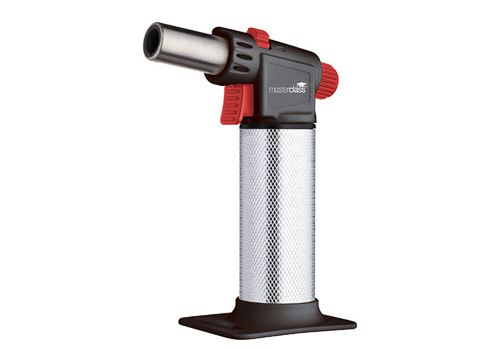 Master Class Deluxe Professional Cook's Blowtorch - 1