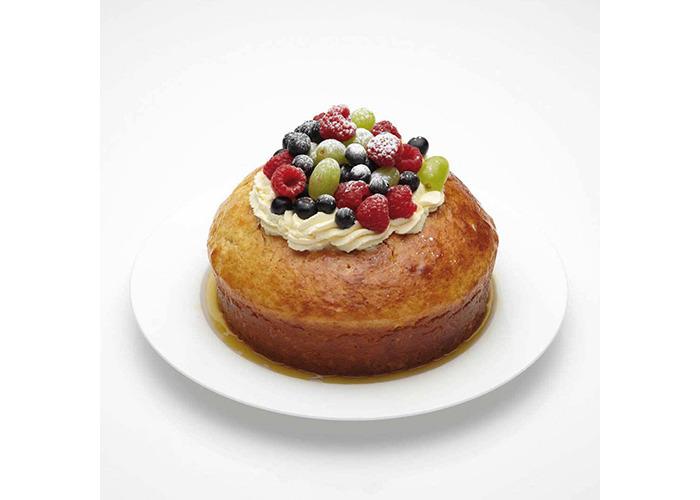 Master Class Non-Stick Savarin Cake Pan 20cm - 2