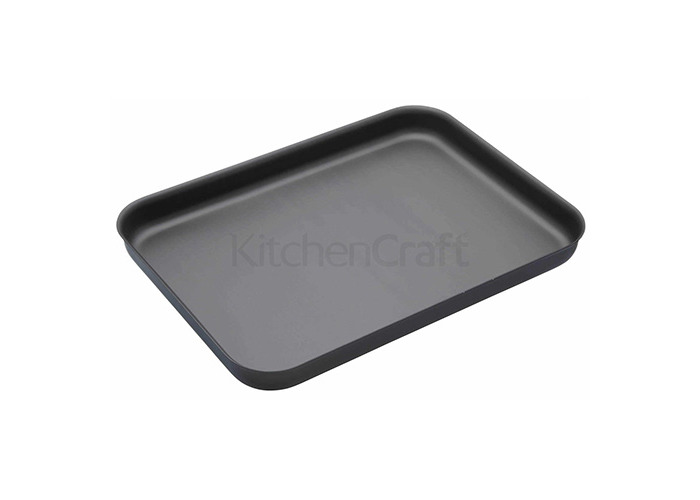 Master Class Professional Baking Tray 42x31x4cm Hard Anodised - 1