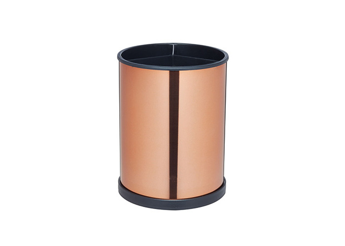 Master Class Rotating Kitchen Utensil Holder, 18.5 x 14 cm - Copper Effec - 1