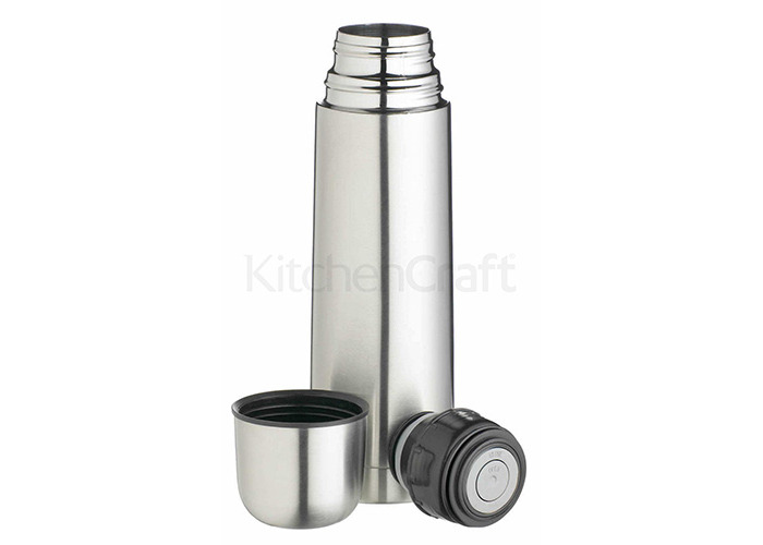Master Class Vacuum Flask, Stainless Steel, 500ml - 2
